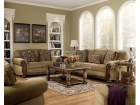 "Коллекция мягкой мебели ""Lynnwood - Amber"""