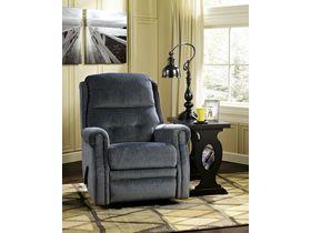 Кресло с подголовником Meadowbark - Navy