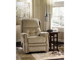 Кресло с подголовником Meadowbark - Mocha