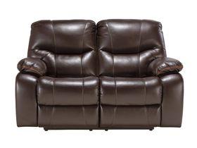 Раскладной диван Pranas из кожзама