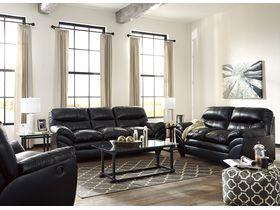 Комплект мягкой мебели Tassler DuraBlend® - Black