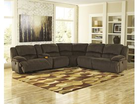 Угловой диван Toletta с реклаинером (Композиция 1)
