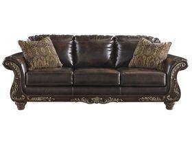 Трехместный классический диван Vanceton