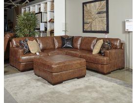 Кожаный угловой диван Vincenzo