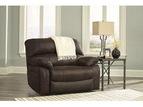 Кресло из кожзама Zavier с реклаинером