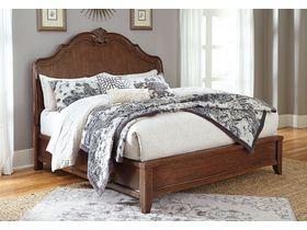 """Кровать из шпона акации """"Balinder"""""""