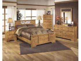 """Кровать двуспальная в светлых тонах """"Bittersweet"""""""