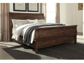"""Кровать в современном дизайне из шпона """"Chaddinfield"""""""