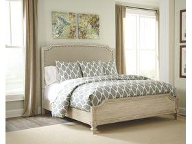 """Кровать из шпона лиственных пород """"Demarlos"""""""