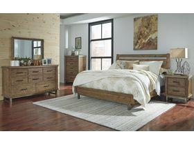 """Спальня  в современном дизайне из шпона """"Dondie"""""""