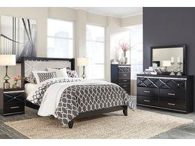 """Спальня   в контрастной цветовой гамме """"Fancee"""""""