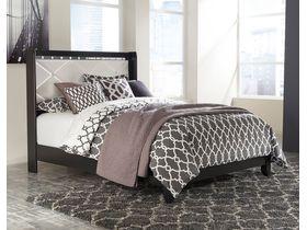 """Кровать двуспальная в контрастной цветовой гамме """"Fancee"""""""