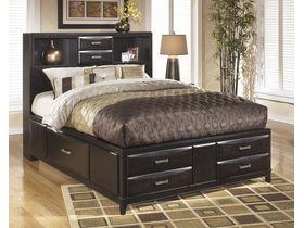 """Кровать двуспальная в классическом стиле  из отборного шпона """"Kira"""""""
