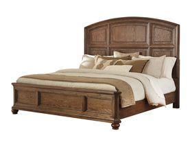 """Кровать из шпона дуба в классическом дизайне """"Maeleen"""""""