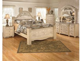 """Спальня из древесины лиственных пород в бежевых тонах """"Saveaha"""""""