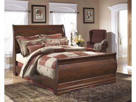 "Кровать из шпона вишни ""Wilmington"""