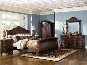 """Спальня в оригинальном дизайне из качественных материалов """"North Shore"""""""