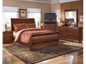 """Спальня в светлых тонах из шпона лиственных пород """"Wilmington"""""""