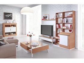 Светлый набор мебели в гостиную комнату Future Line