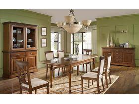 Классический набор мебели для гостиной комнаты Noblesse