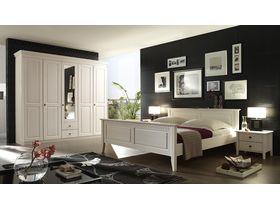 """Коллекция белой мебели в спальню """"Боцен"""""""