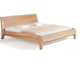 """Кровать из дерева твёрдых пород """"Beluga"""""""