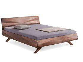 """Современная кровать из дерева """"Gabo"""""""
