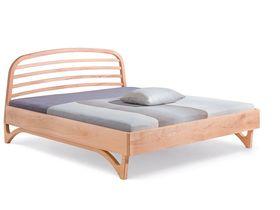 """Кровать из массива дуба """"Liv"""""""