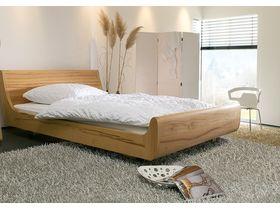"""Кровать из экологичного массива бука """"Mola"""""""