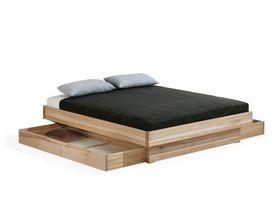 """Двуспальная кровать с выдвижными ящиками """"Morell"""""""