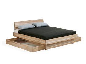 """Большая кровать """"Morell"""" с ящиками для белья"""