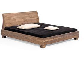 """Деревянная кровать из ореха """"Morena"""""""