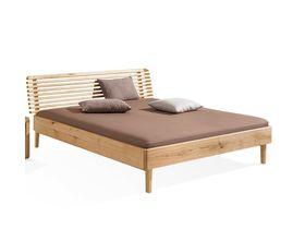 """Классическая кровать из массива бука """"Noa"""""""