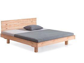 """Кровать """"Plain"""" с изголовьем из бука"""