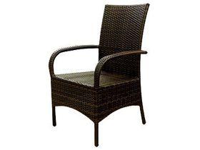 Кресло из искусственного ротанга Garda