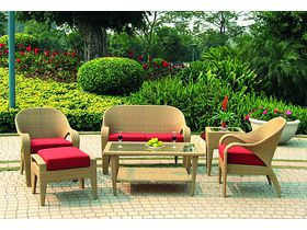 """Набор плетёной садовой мебели """"Garda-1146"""""""