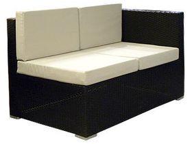 Уголок c подушками из искусственного ротанга Garda