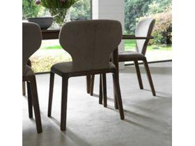 """Современный стул из натурального дерева """"Bo"""""""