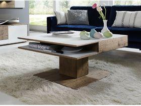 """Стильный журнальный столик из дерева """"Caya"""""""