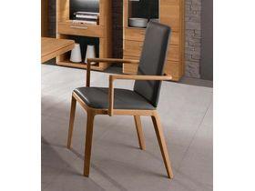 """Классический стул с подлокотниками """"Curve"""""""