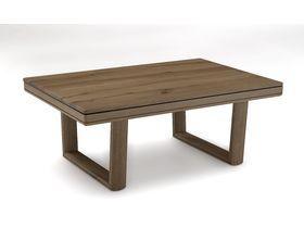 """Журнальный столик из натурального дерева """"Jon"""""""