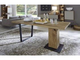 """Стильный стол из натурального дерева """"Jon"""""""