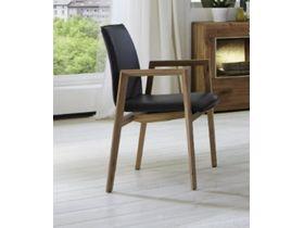 """Высокий стул из натурального дерева """"Jon"""""""
