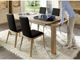 """Обеденный раздвижной стол из дерева """"Rika"""""""