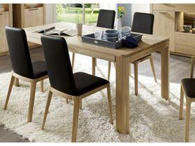 """Обеденный стол из натурального дерева """"Rika"""""""