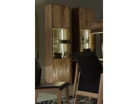 """Деревянная витрина для гостиной """"Talis"""""""