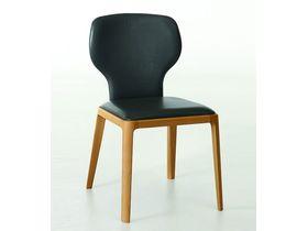 """Стильный стул из натурального дерева """"Viva"""""""