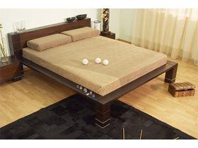 """Двуспальная кровать из массива """"Карина"""""""