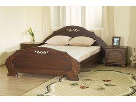 """Двуспальная кровать в стиле прованс """"Лира"""""""