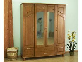 """Шкаф для одежды 4-дверный """"Селена"""""""